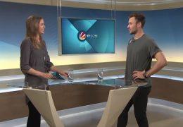 Zu Gast im Studio: Niklas Kaul, der König der Leichtathleten