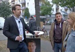OB-Wahl in Mainz: Heute im Portrait: Der parteilose Nino Haase