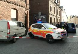 Frau in Limburg auf offener Straße getötet