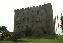 SPD-Fraktionstreffen auf dem Hambacher Schloss