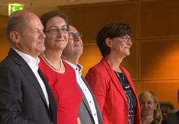 SPD-Vorsitz: Entscheidung noch nicht gefallen