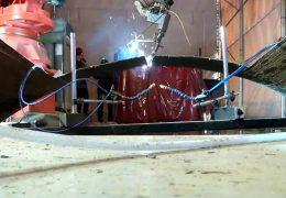 Eine Brücke aus dem 3D-Drucker