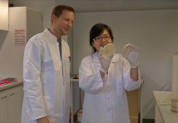 Gießener Forscher schaffen Durchbruch in der Antibiotikaforschung