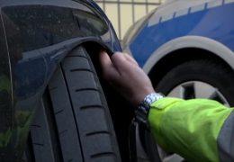 Polizei kämpft gegen illegales Autotuning