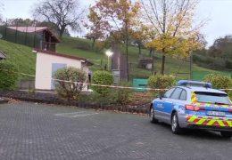 Hoppstädten: Mann mit Axt wird von Polizei erschossen
