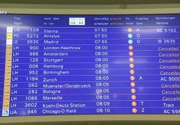 Flugbegleiter-Streik: Lufthansa streicht vorsorglich 1300 Flüge