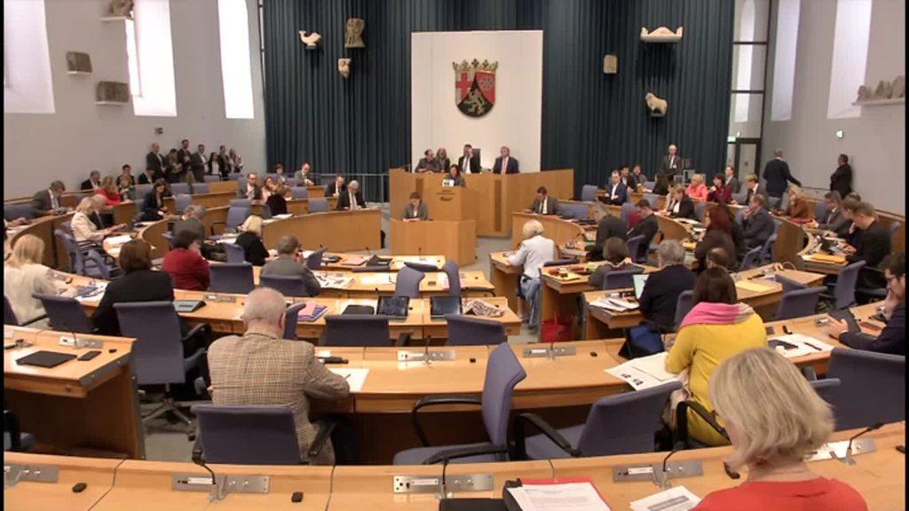 Situation der Krankenhäuser - Debatte im Landtag
