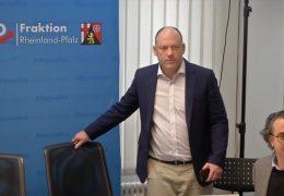 Wer wird AfD-Landesvorsitzender in Rheinland-Pfalz?