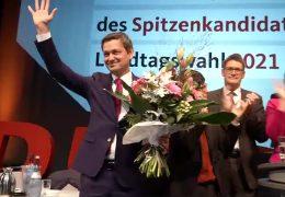 CDU wählt Christian Baldauf zum Spitzenkandidat