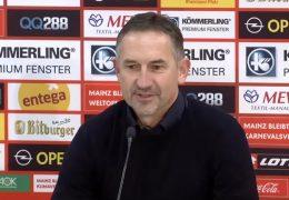 Achim Beierlorzer ist neuer Trainer bei Mainz 05