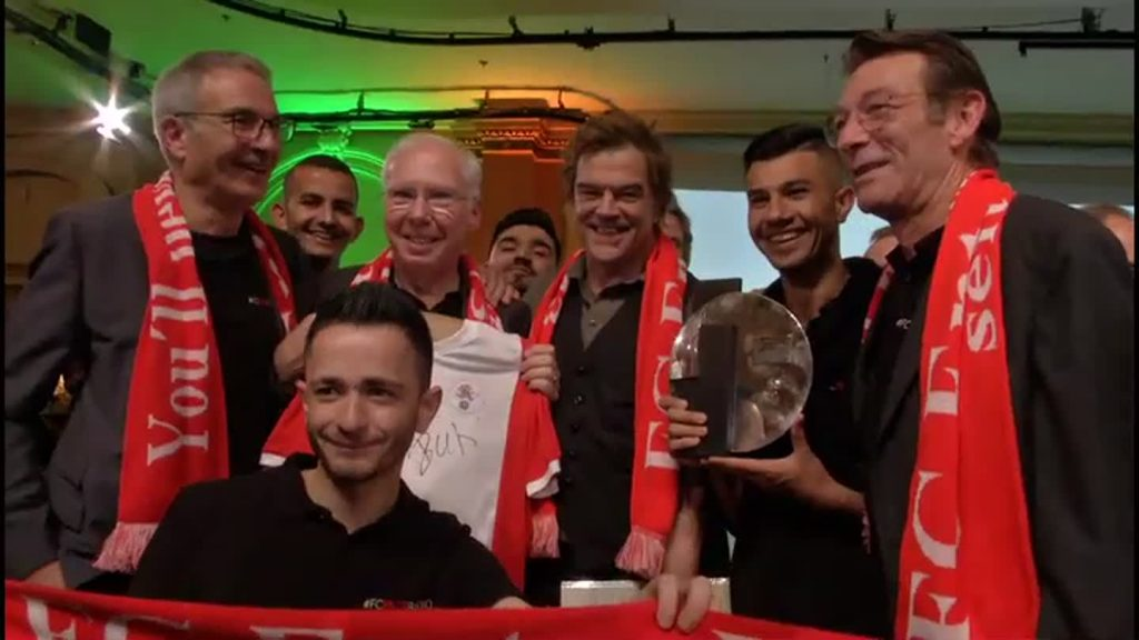DFB verleiht Julius-Hirsch-Preis