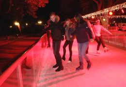 Eiswinter in Bad Homburg