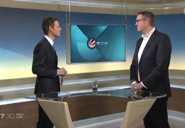 Studiotalk mit dem rheinland-pfälzischen SPD-Fraktionsvorsitzenden Alexander Schweitzer über den Bundesparteitag in Berlin