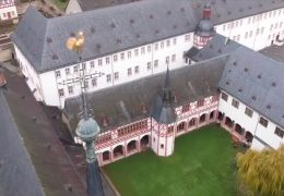 Renovierung von Kloster Eberbach