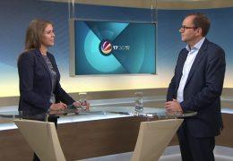 Studiogespräch mit dem Fraktionsvorsitzenden Mathias Wagner (Bündnis 90 / Die Grünen)