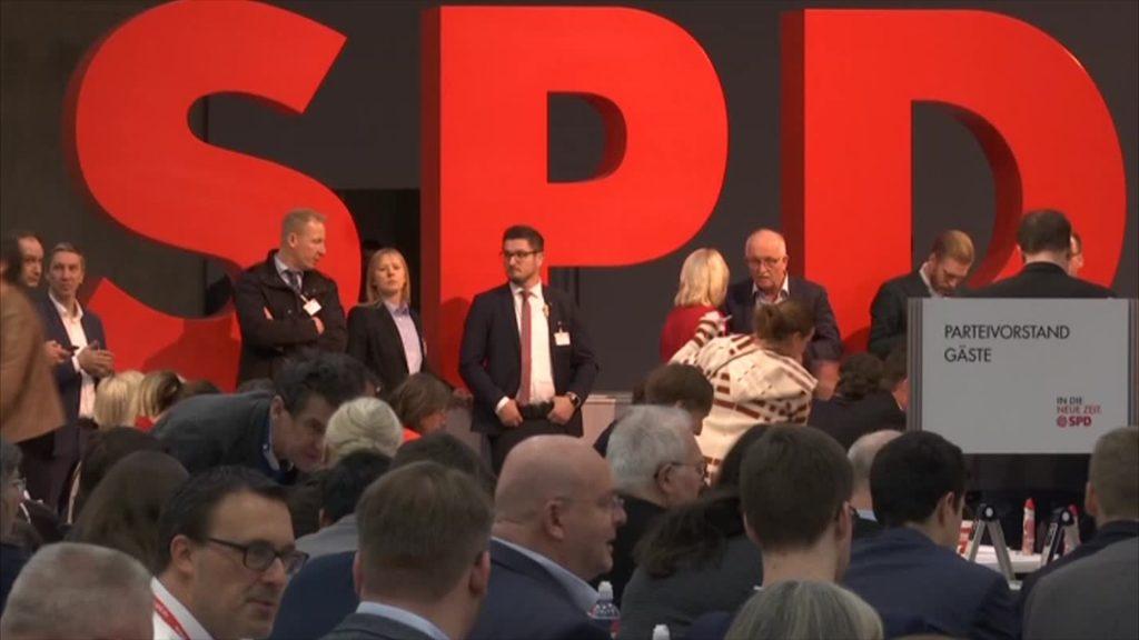 SPD wählt neue Parteiführung