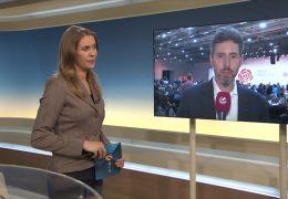 Schalte zum SPD-Bundesparteitag nach Berlin