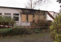 Brand in Schule in Riedstadt