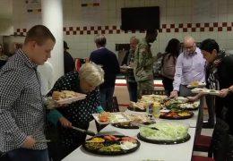 US-Soldaten feiern Weihnachten bei deutschen Gastfamilien