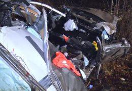 Zwei Tote bei schwerem Verkehrsunfall bei Wörth