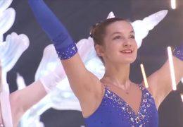 Holiday on Ice: Für Leonie Schwenzner geht ein Traum in Erfüllung