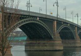 Theodor-Heuss-Brücke wird gesperrt