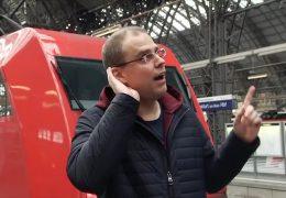 Die neue Stimme der Deutschen Bahn