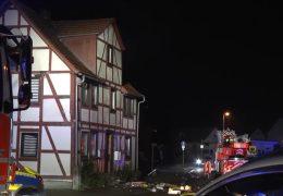 SEK-Einsatz in Kirchheim