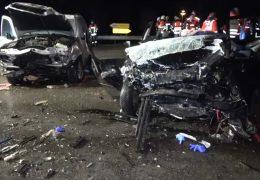 Drei Tote bei Unfall in Hilgert