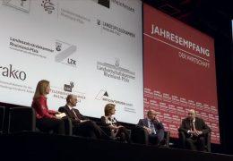 Jahresempfang der Wirtschaft in Rheinland-Pfalz
