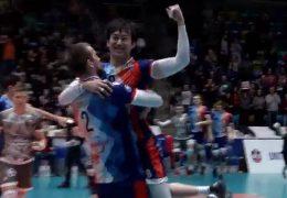 United Volleys und ihr Starspieler aus Japan