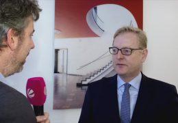 Das Interview zur IAA mit dem Frankfurter Wirtschaftsdezernenten Markus Frank