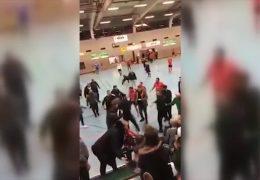 Reaktionen auf Schlägerei bei Fußballspiel in Nidda