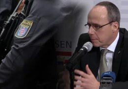 Innenminister Beuth stellt Polizeistudie vor