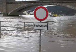 Hochwasser: Pegel an der Mosel steigen