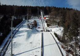Weltklassespringer beim Skisprung-Weltcup in Willingen