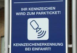 Frankfurt: Bequemer parken im Parkhaus