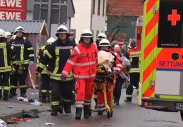 Volkmarsen – Die Zahl der Verletzten steigt