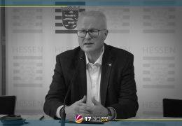 Hessens Finanzminister Thomas Schäfer ist tot