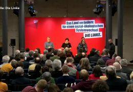 Eklat bei der Linken-Strategiekonferenz in Kassel