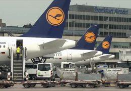 Lufthansa streicht 23.000 Flüge