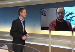 Videotelefonat mit Christian Seiler, der derzeit in Quarantäne lebt