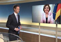 Im Gespräch mit Ministerpräsidentin Malu Dreyer