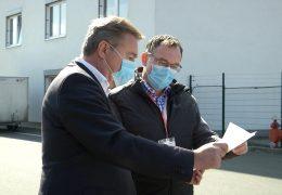 Hanau fordert zum Tragen von Schutzmasken auf