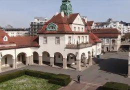 Der Sprudelhof in Bad Nauheim – eine weltweit einzigartige Jugendstilanlage