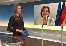 Gelockerte Maßnahmen im Kampf gegen Corona – im Interview: Malu Dreyer