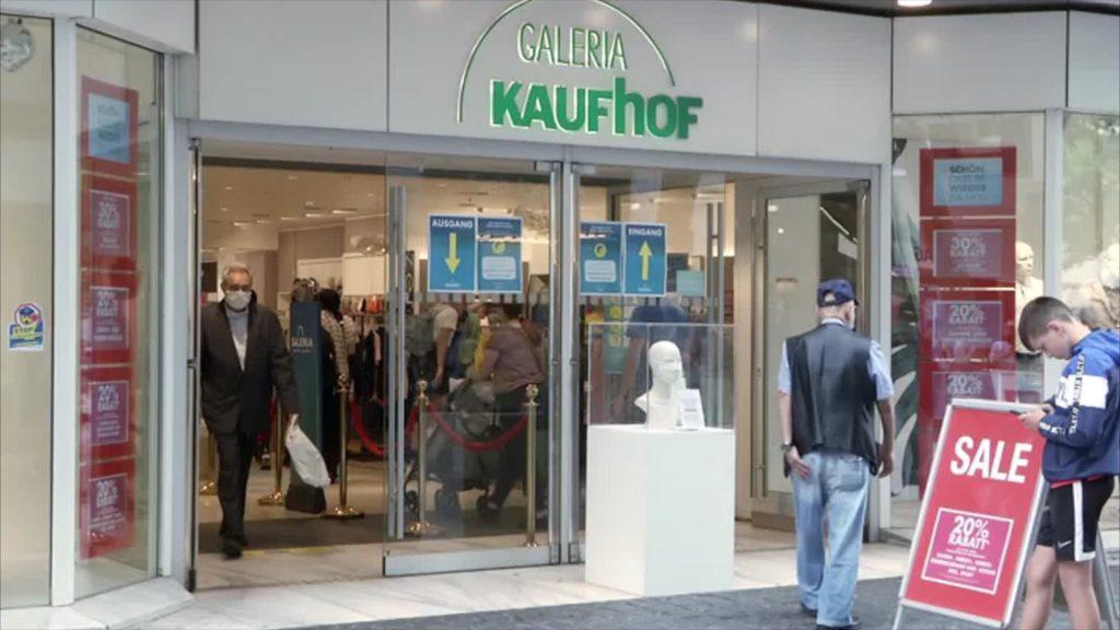 Krise bei Galeria Karstadt Kaufhof