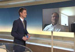 Milliardenhilfen für die Lufthansa – im Interview: Prof. Karl-Rudolf Rupprecht