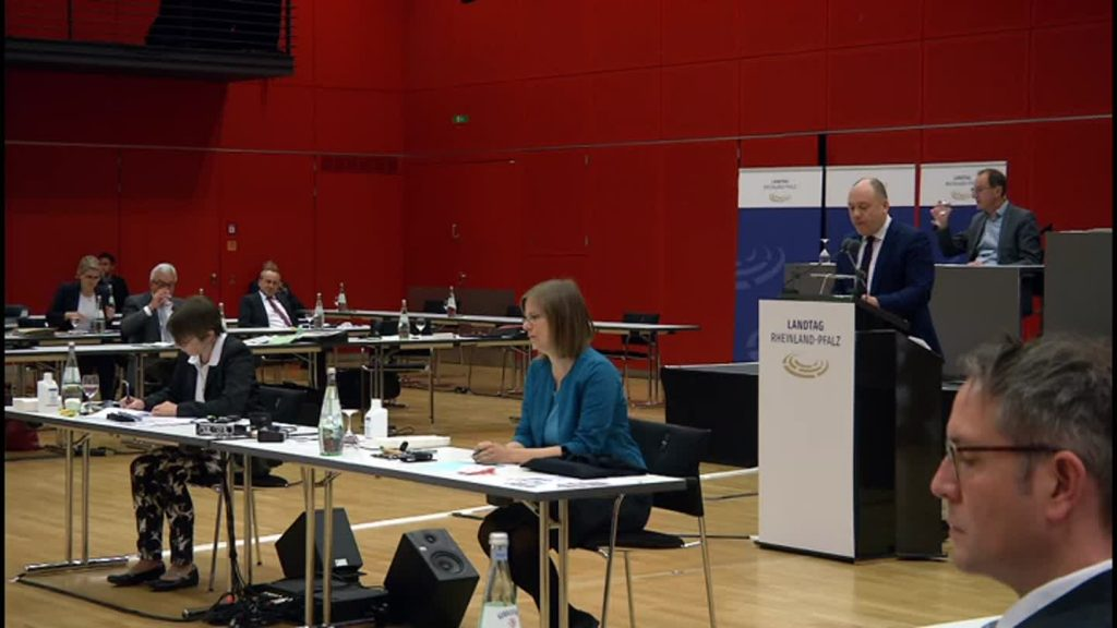 Rheinland-pfälzischer Landtag debattiert über DITIB