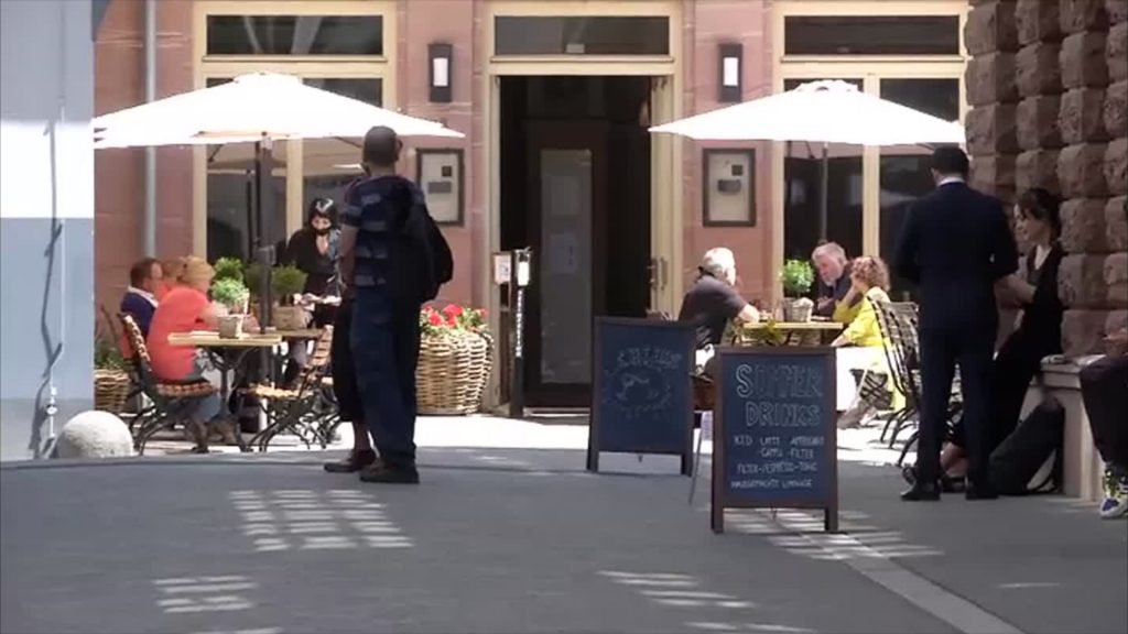 Hessen kippt 5-Quadratmeter-Regel für Restaurants